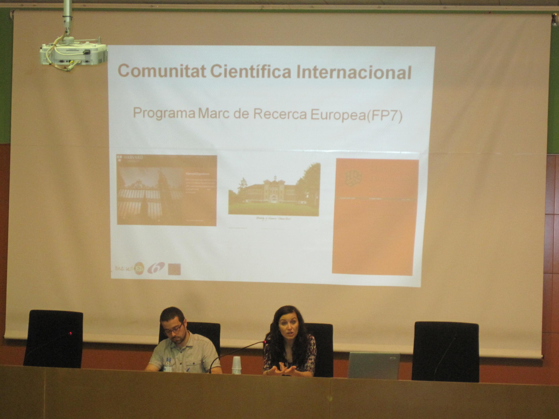 Jornada de presentació de resultats del projecte includ-ed