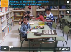 III trobada de comunitats d'aprenentatge de catalunya