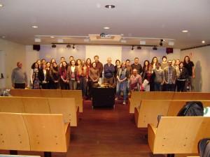 """Formació del professorat """"Aproximació científica i dialògica al coneixement de la prehistòria"""""""